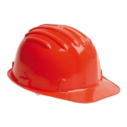 Warrior Red Safety Helmet